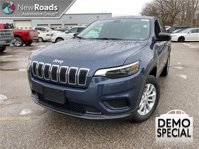 2021 Jeep Cherokee Sport (Stk: J20359) in Newmarket - Image 1 of 22