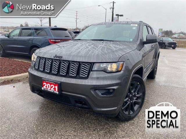 2021 Jeep Grand Cherokee Laredo (Stk: H20618) in Newmarket - Image 1 of 24