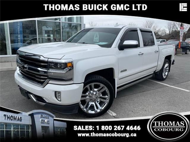 2018 Chevrolet Silverado 1500 High Country (Stk: UT63744) in Cobourg - Image 1 of 23