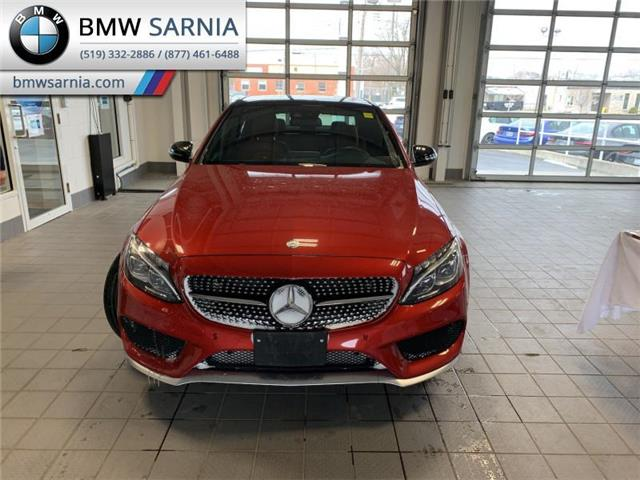 2016 Mercedes-Benz C-Class Base (Stk: SFC2905) in Sarnia - Image 1 of 10