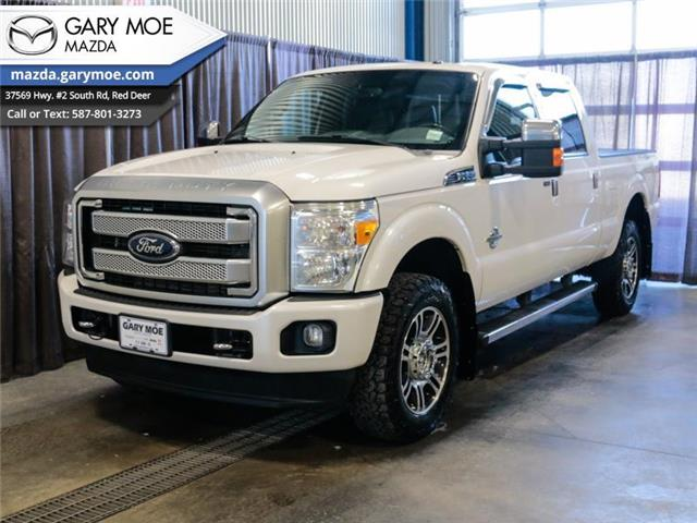 2015 Ford F-350 PLATINUM (Stk: MP9996) in Red Deer - Image 1 of 24