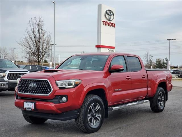 2018 Toyota Tacoma SR5 (Stk: P2664) in Bowmanville - Image 1 of 11