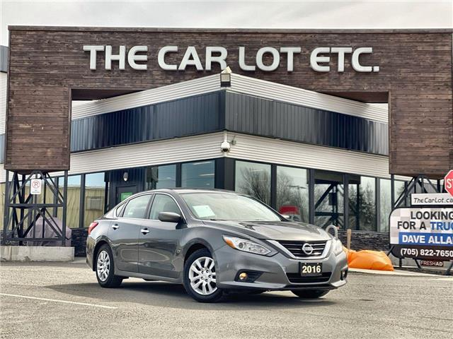 2016 Nissan Altima 2.5 S (Stk: 21068) in Sudbury - Image 1 of 22