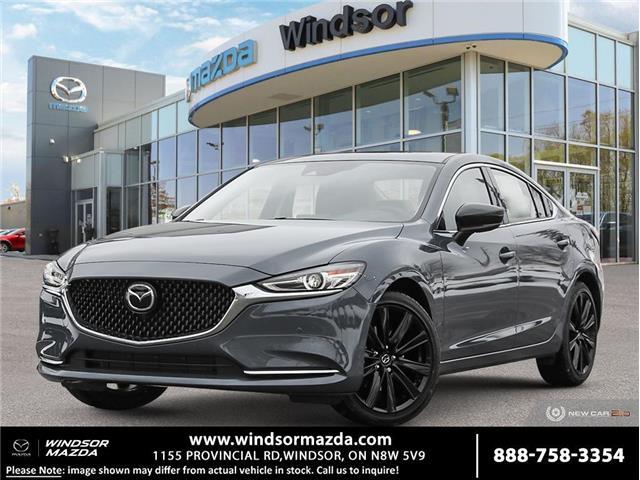 2021 Mazda MAZDA6 Signature (Stk: M608208) in Windsor - Image 1 of 23