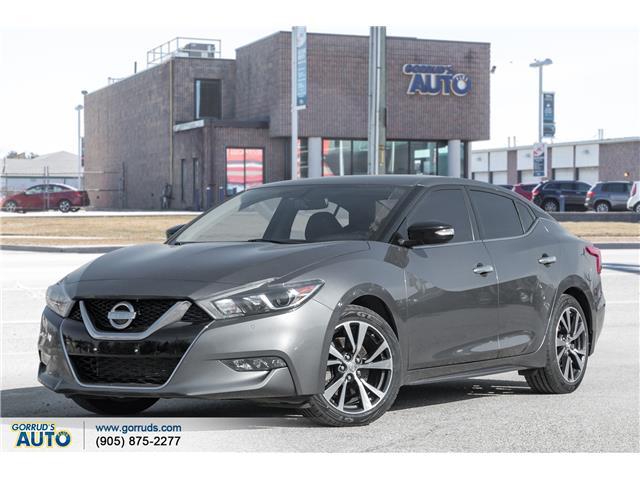 2017 Nissan Maxima SR (Stk: 424724) in Milton - Image 1 of 20
