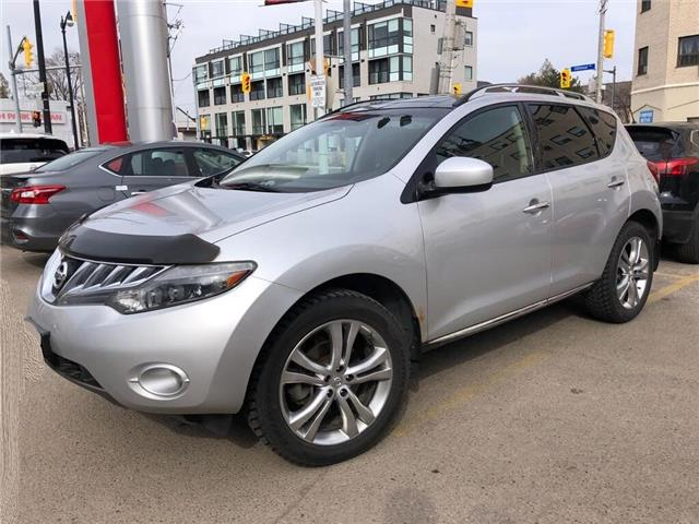 2009 Nissan Murano LE (Stk: HP228B) in Toronto - Image 1 of 10