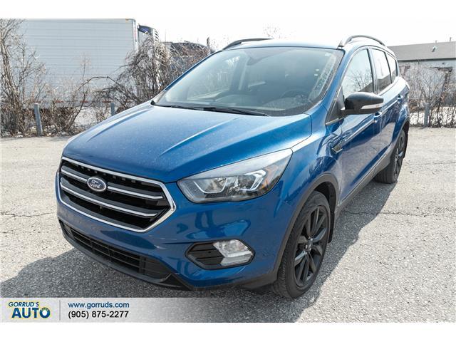 2017 Ford Escape Titanium (Stk: a71157) in Milton - Image 1 of 6
