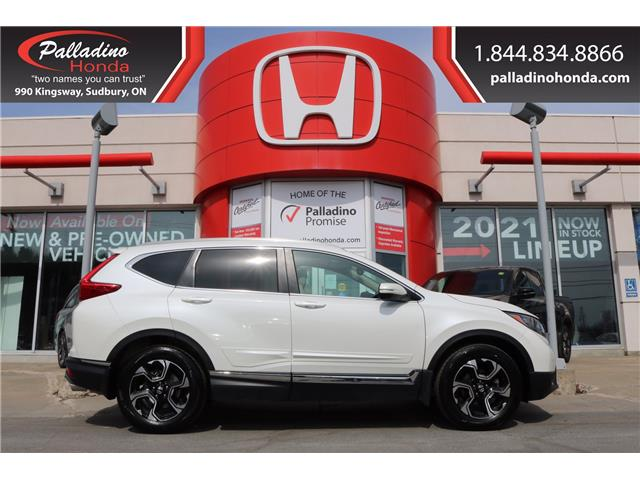 2018 Honda CR-V Touring (Stk: 22879A) in Sudbury - Image 1 of 39