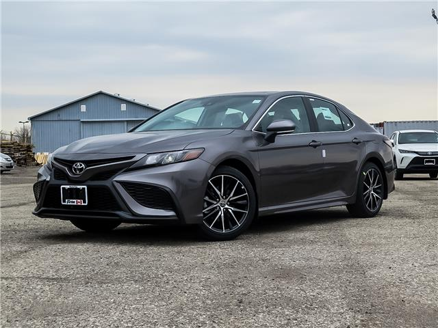 2021 Toyota Camry SE (Stk: 13036) in Waterloo - Image 1 of 20