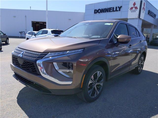 2022 Mitsubishi Eclipse Cross ES (Stk: MW4) in Ottawa - Image 1 of 9