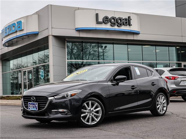 2017 Mazda Mazda3 Sport GT (Stk: 2474LT) in Burlington - Image 1 of 28
