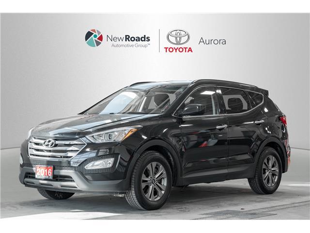 2016 Hyundai Santa Fe Sport  (Stk: 324681) in Aurora - Image 1 of 19