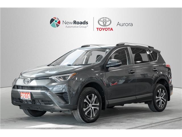 2016 Toyota RAV4  (Stk: 321451) in Aurora - Image 1 of 18