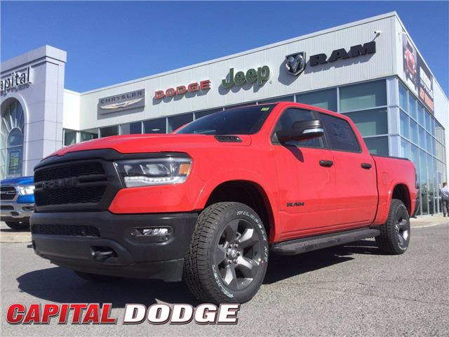 2021 RAM 1500 Big Horn (Stk: M00372) in Kanata - Image 1 of 30