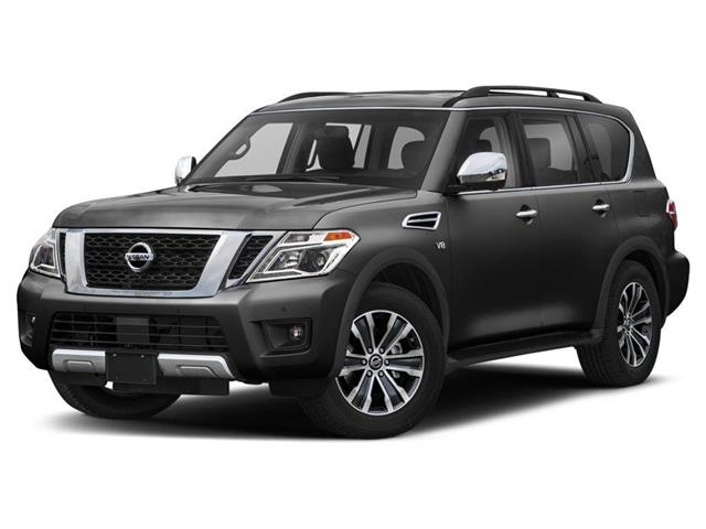 2018 Nissan Armada SL (Stk: P2140A) in Smiths Falls - Image 1 of 9