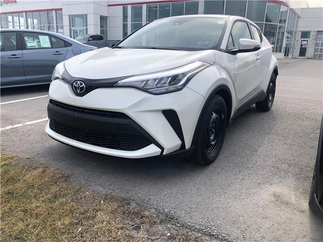 2021 Toyota C-HR LE (Stk: TX159) in Cobourg - Image 1 of 5