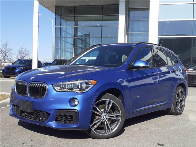 2017 BMW X1 xDrive28i (Stk: P9764) in Gloucester - Image 1 of 27