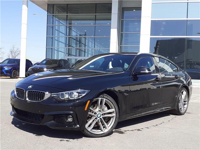 2018 BMW 440i xDrive Gran Coupe (Stk: P9725) in Gloucester - Image 1 of 26