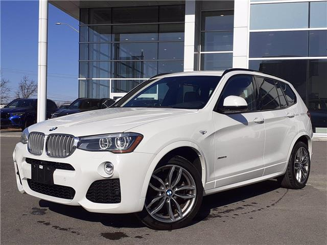 2017 BMW X3 xDrive28i (Stk: P9752) in Gloucester - Image 1 of 25