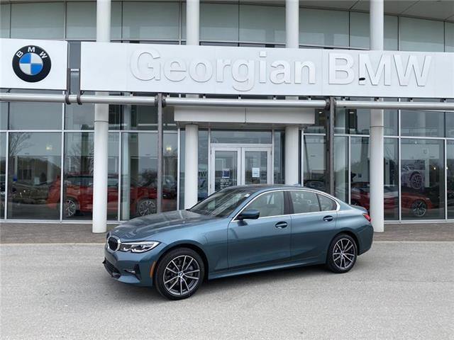 2021 BMW 330i xDrive (Stk: B21135) in Barrie - Image 1 of 7