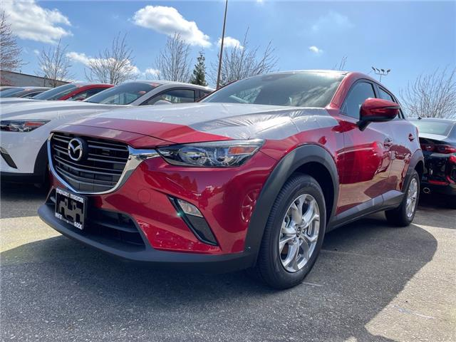 2021 Mazda CX-3 GS (Stk: 512236) in Surrey - Image 1 of 5