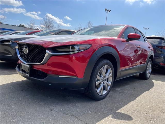 2021 Mazda CX-30 GS (Stk: 245158) in Surrey - Image 1 of 5