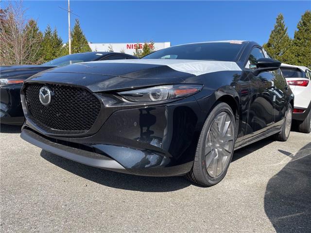 2021 Mazda Mazda3 Sport GT (Stk: 331463) in Surrey - Image 1 of 5
