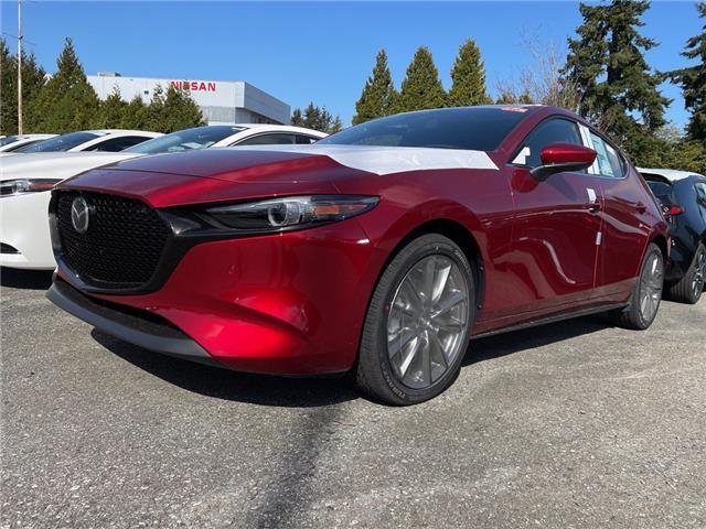 2021 Mazda Mazda3 Sport GT (Stk: 336424) in Surrey - Image 1 of 5