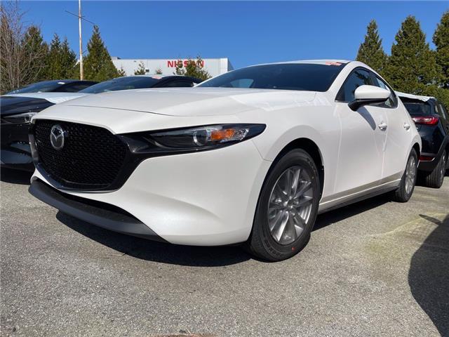 2021 Mazda Mazda3 Sport GS (Stk: 336431) in Surrey - Image 1 of 5