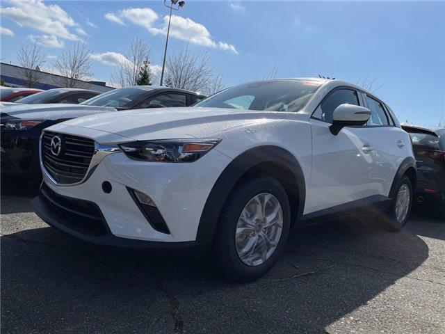2021 Mazda CX-3 GS (Stk: 513570) in Surrey - Image 1 of 5