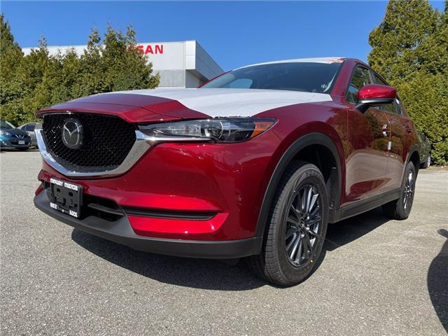 2021 Mazda CX-5 GS (Stk: 129353) in Surrey - Image 1 of 5
