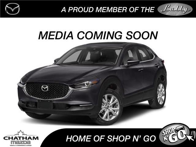 2021 Mazda CX-30 GT (Stk: NM3495) in Chatham - Image 1 of 10