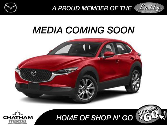 2021 Mazda CX-30 GS (Stk: NM3496) in Chatham - Image 1 of 10