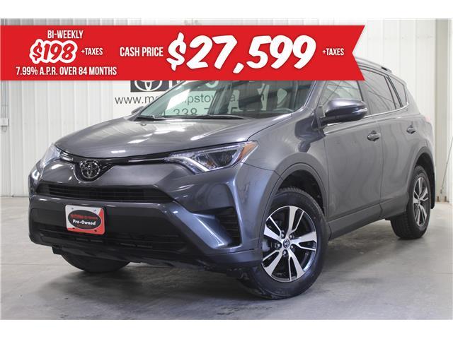 2018 Toyota RAV4 LE (Stk: C181862A) in Winnipeg - Image 1 of 24
