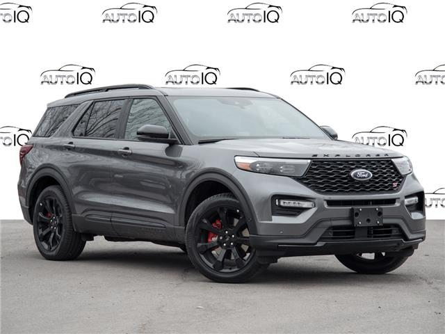 2021 Ford Explorer ST (Stk: 21EX082) in St. Catharines - Image 1 of 26