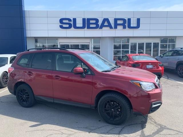 2018 Subaru Forester 2.5i Touring (Stk: S21090A) in Newmarket - Image 1 of 8