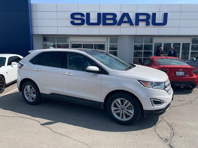 2017 Ford Edge SEL (Stk: S21186A) in Newmarket - Image 1 of 11