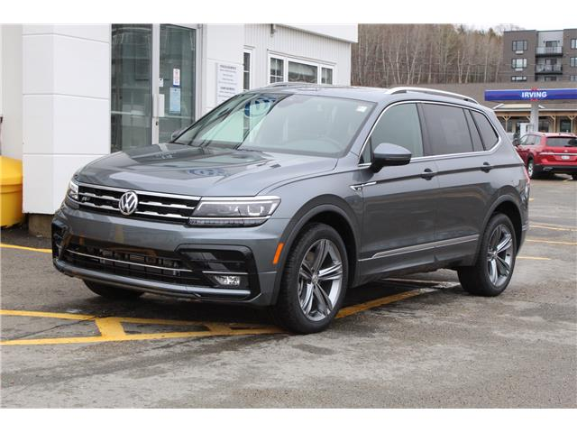 2021 Volkswagen Tiguan Highline (Stk: 21-99) in Fredericton - Image 1 of 25