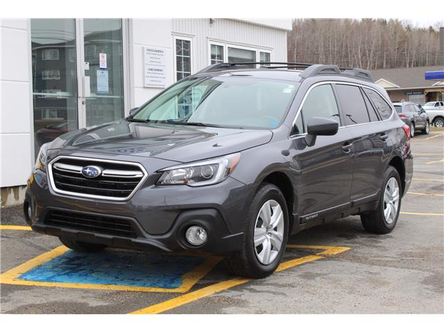 2019 Subaru Outback 2.5i 4S4BSDAC6K3255624 P21-23 in Fredericton