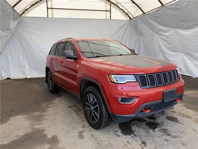 2017 Jeep Grand Cherokee Trailhawk (Stk: 22411) in Thunder Bay - Image 1 of 16