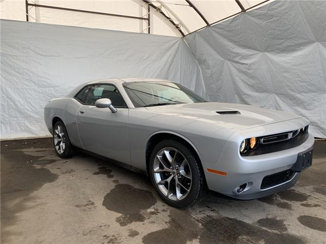 2020 Dodge Challenger SXT (Stk: 2112161) in Thunder Bay - Image 1 of 16
