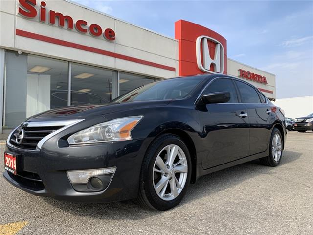 2014 Nissan Altima 2.5 SV (Stk: -) in Simcoe - Image 1 of 24