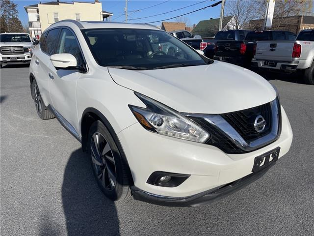 2015 Nissan Murano  (Stk: 20415A) in Cornwall - Image 1 of 30