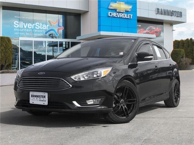 2018 Ford Focus Titanium (Stk: 21312A) in Vernon - Image 1 of 26