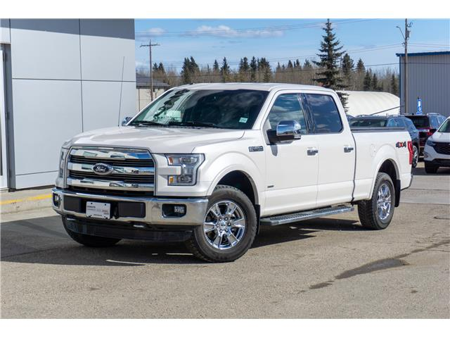 2016 Ford F-150 Lariat (Stk: 21-062A) in Edson - Image 1 of 15