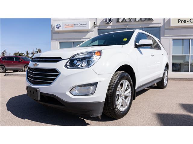 2017 Chevrolet Equinox LT (Stk: 2100142) in Regina - Image 1 of 31
