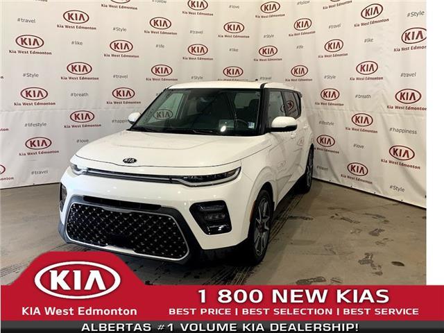 2020 Kia Soul EX Limited (Stk: 22717A) in Edmonton - Image 1 of 29