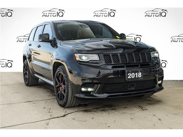 2018 Jeep Grand Cherokee SRT Black