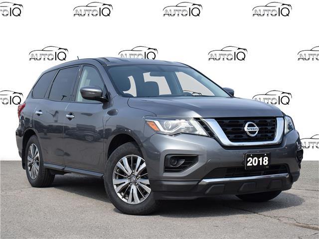 2018 Nissan Pathfinder  (Stk: 96929X) in St. Thomas - Image 1 of 28