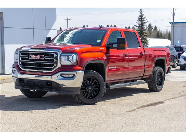 2018 GMC Sierra 1500 SLE (Stk: 21-103A) in Edson - Image 1 of 16